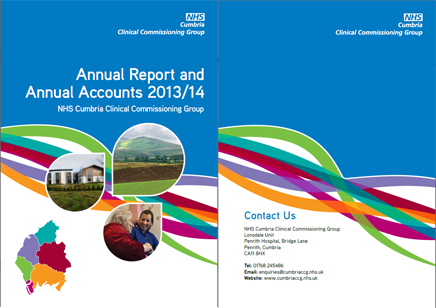 CCG annual report 2013-2014
