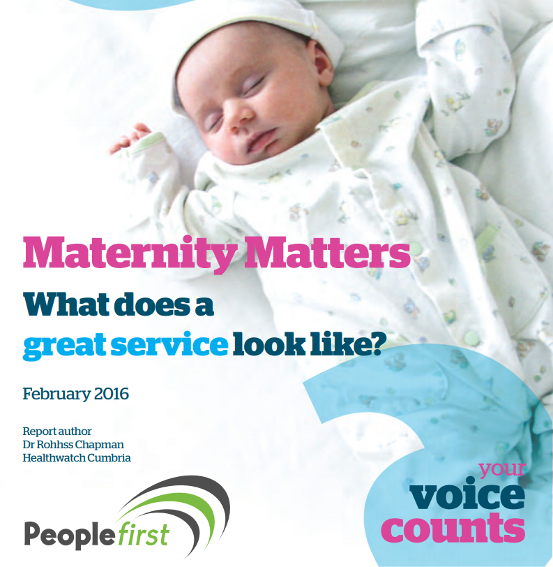 View Maternity Matters document