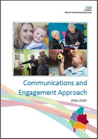 View Communications and Engagement Approach document