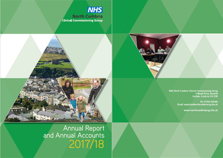 CCG 2017 -2018 Annual Report