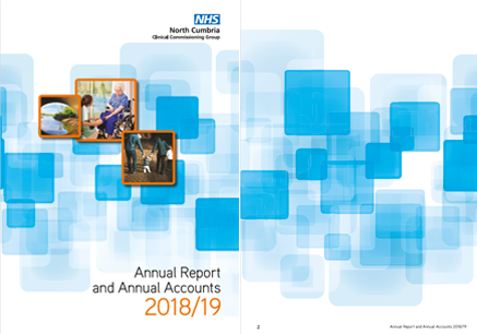 CCG 2018-19-annual report cover thumbnail
