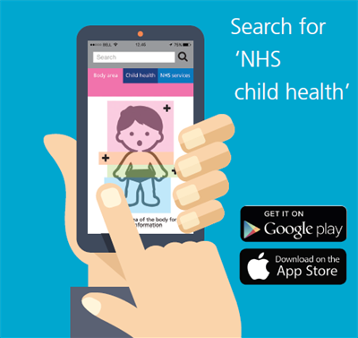 Handy app keeps you up-to-date with health advice for children